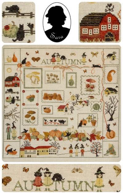 1 autumn sampler sara guermani