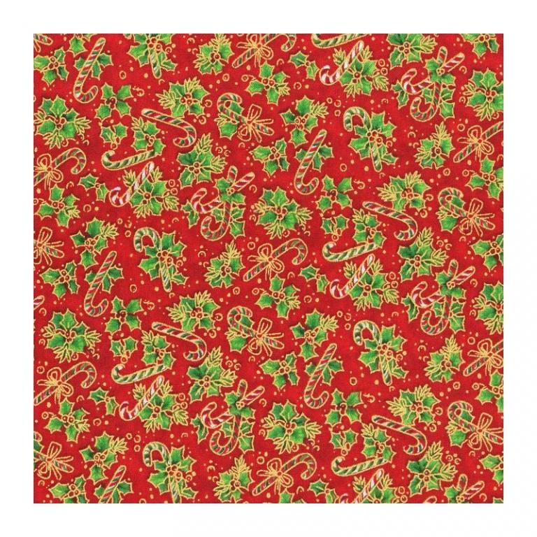 Tissus Patchwork Christmas Basics Réf : 103 36802
