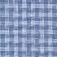 12 fils murano carreaux bleu pour broderie suisse