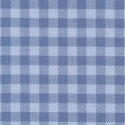 Murano Carré 7663 12,6 Fils Zweigart 5409 Bleu