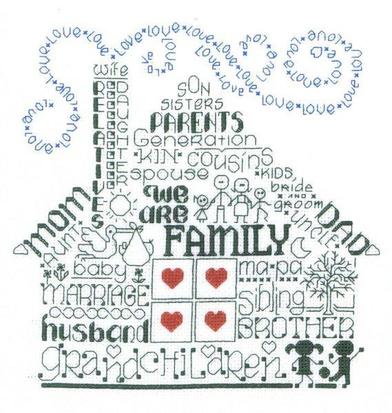 Let's be Family 2837