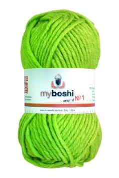 Laine myboshi original N° 1 495 col.121 lime