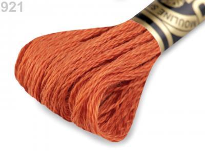 Fils à broder moulinés DMC Art. 117 - 921 à 3340