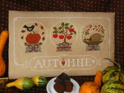 Automne    Madame Chantilly