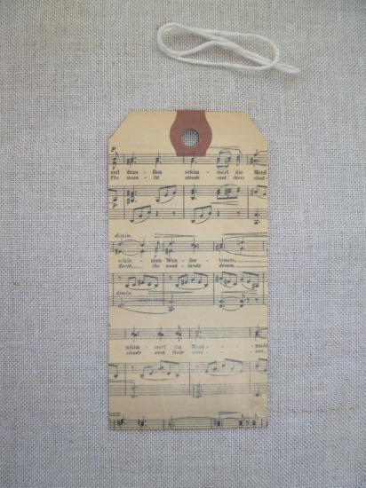 Etiquette Message Musique
