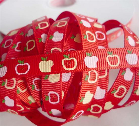 Ruban Rouge Pommes