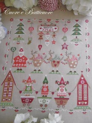 A nordic Christmas Cuore e Batticuore