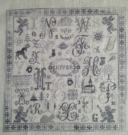 Le Fol ABC d'Hiver ref. : 1006
