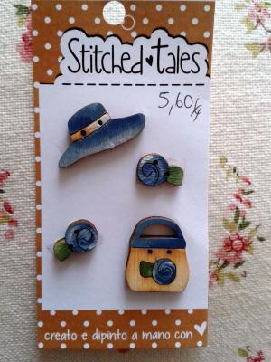 Accessoires Bleus B514-37