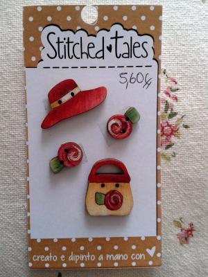 Accessoires Rouges B513-31