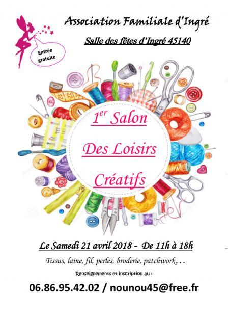 Affiche salon loisirs creatifs ingre 21 04 2018 copie