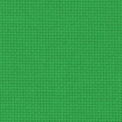 Toile à Broder Zweigart Aïda 5.4 Pts 3706 Vert 6037