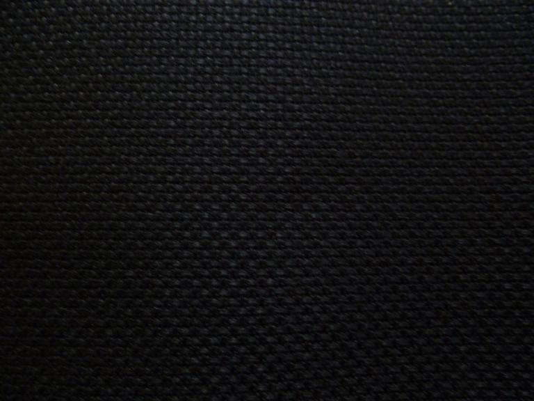 Toile à Broder Zweigart Aïda 5.4 Pts 3706  Noir 720