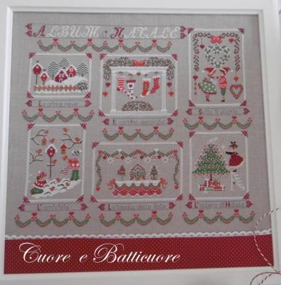 Album di Natale Cuore e Batticuore