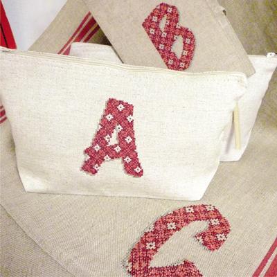 Alphabet Textile CL008