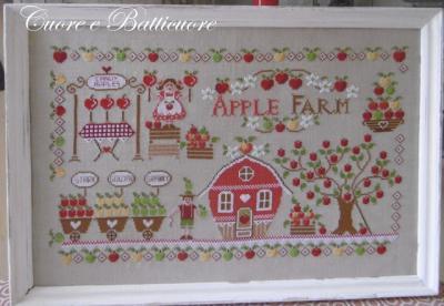 Apple Farm Cuore e Batticuore