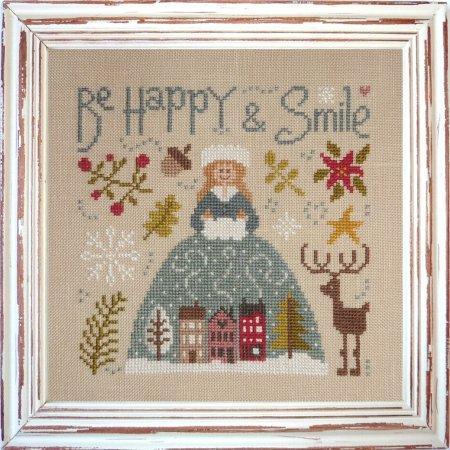 Be happy smile dm27