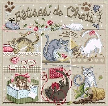 Bêtises de Chats Madame la Fée