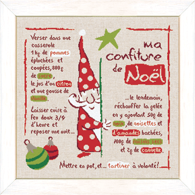 Ma confiture de Noel N020 Lilipoints