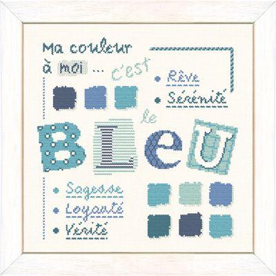 Big x003 bleu