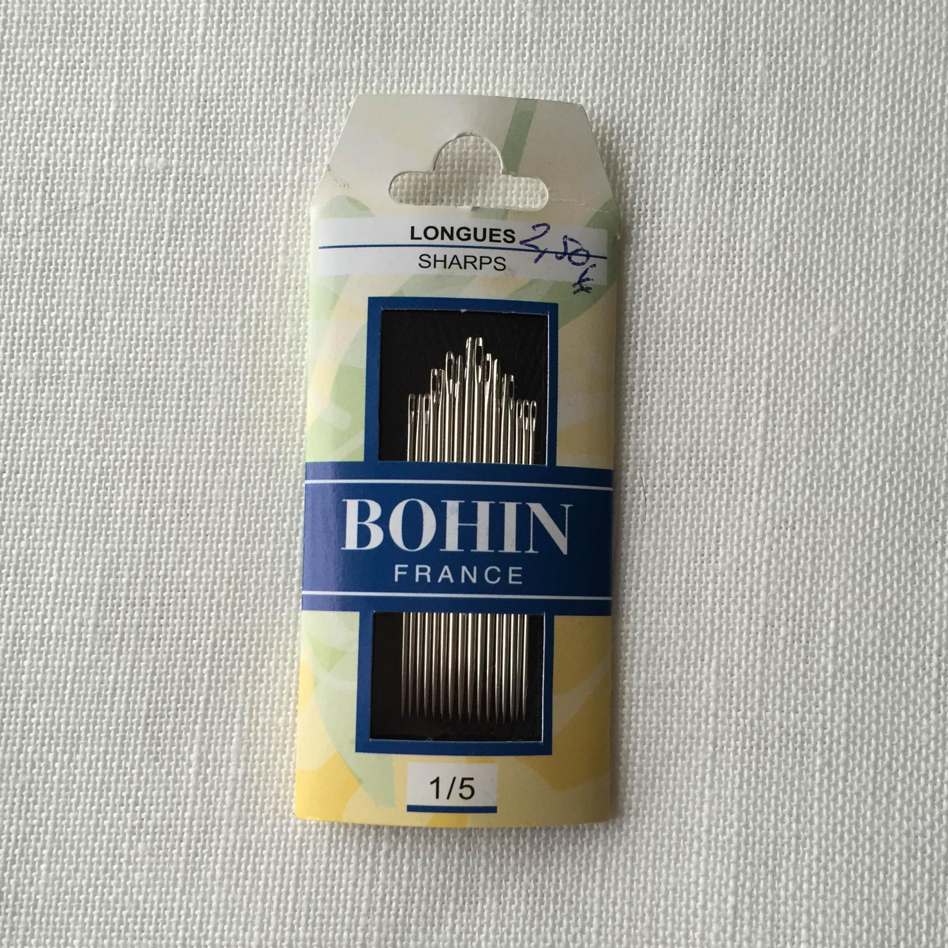 Bohin 1 5