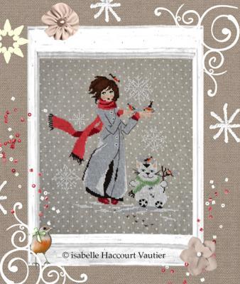 Boule de Chat RV249 Isabelle Haccourt Vautier