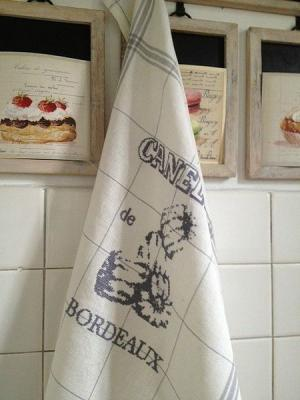 Canelés de Bordeaux : 3001 Histoires de Lin