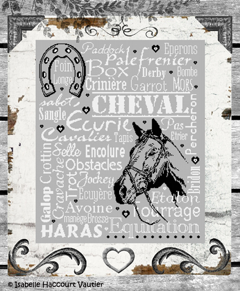Cheval mon ami bdn17