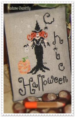 Chic  Halloween 2 Madame Chantilly