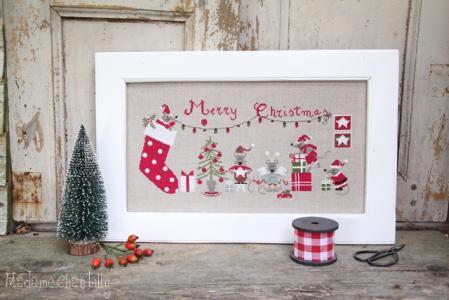 Christmas mouses 3