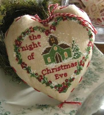 Christmas Eve Lilli Violette