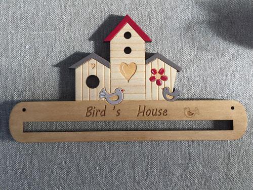 Cintre bird s house