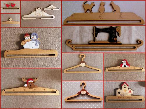 Cintres en bois