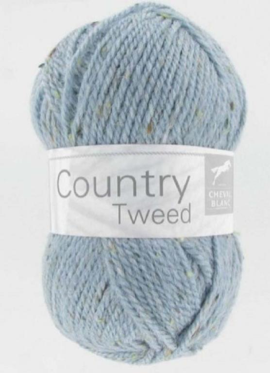 Country Tweed - Porcelaine Coloris 291