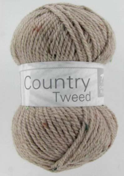 Country Tweed - Taupe Coloris 304