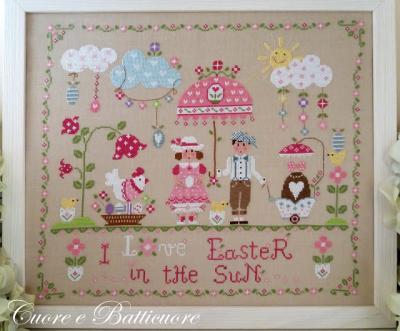 Easter in the Sun Cuore e Batticuore