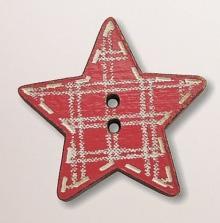 Etoile écossaise rouge Z13053