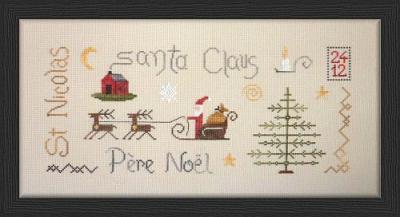 Santa Claus FT33 Jardin Privé