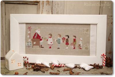 Gift for Santa Madame Chantilly