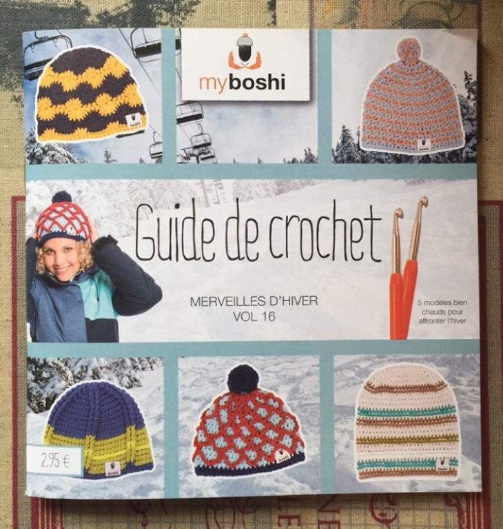 Guide de crochet Merveilles d'hiver VOL 16