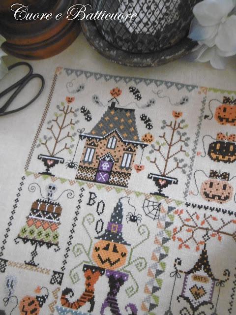 Halloween in quilt 086