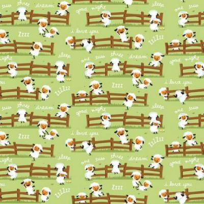 Tissu Patchwork Harmony Farm