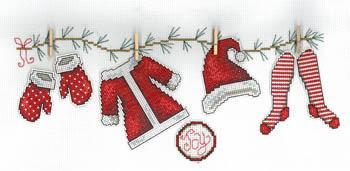 Holiday Clothesline 2733