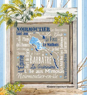 Ile de Noirmoutier BDN41 Isabelle Haccourt Vautier