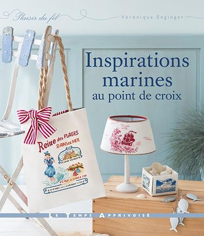 Inspirations marines point de croix lta