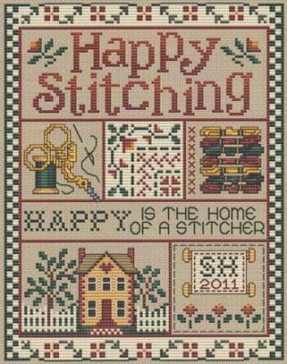 Happy Stitching L440