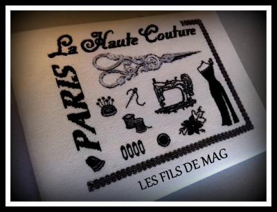 La haute couture PDC18 Les Fils de Mag