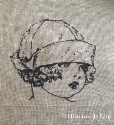 La p'tit Louise Réf. : 2005 Histoires de Lin