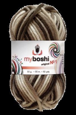 Laine myboshi Multicolor Art. 496 col. C5 Meerkat