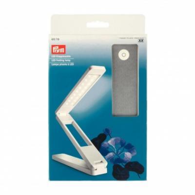 Prym Lampe LED pliante, basse consommation, 18 x 4 x 3 cm